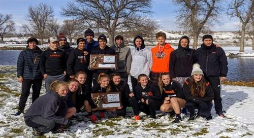 Cross Country Teams at State