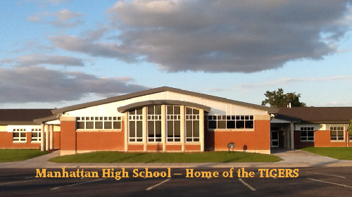Manhattan High School - Home of the Tigers